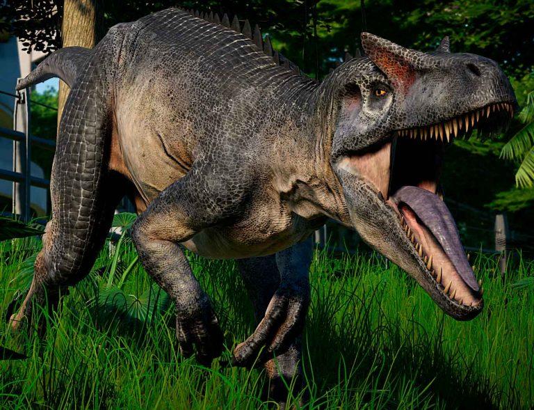 Аллозавр: Гепард Юрского периода. Оказывается высший хищник был пустым внутри!