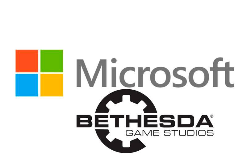 Microsoft может не выпускать игры от Bethesda на PS