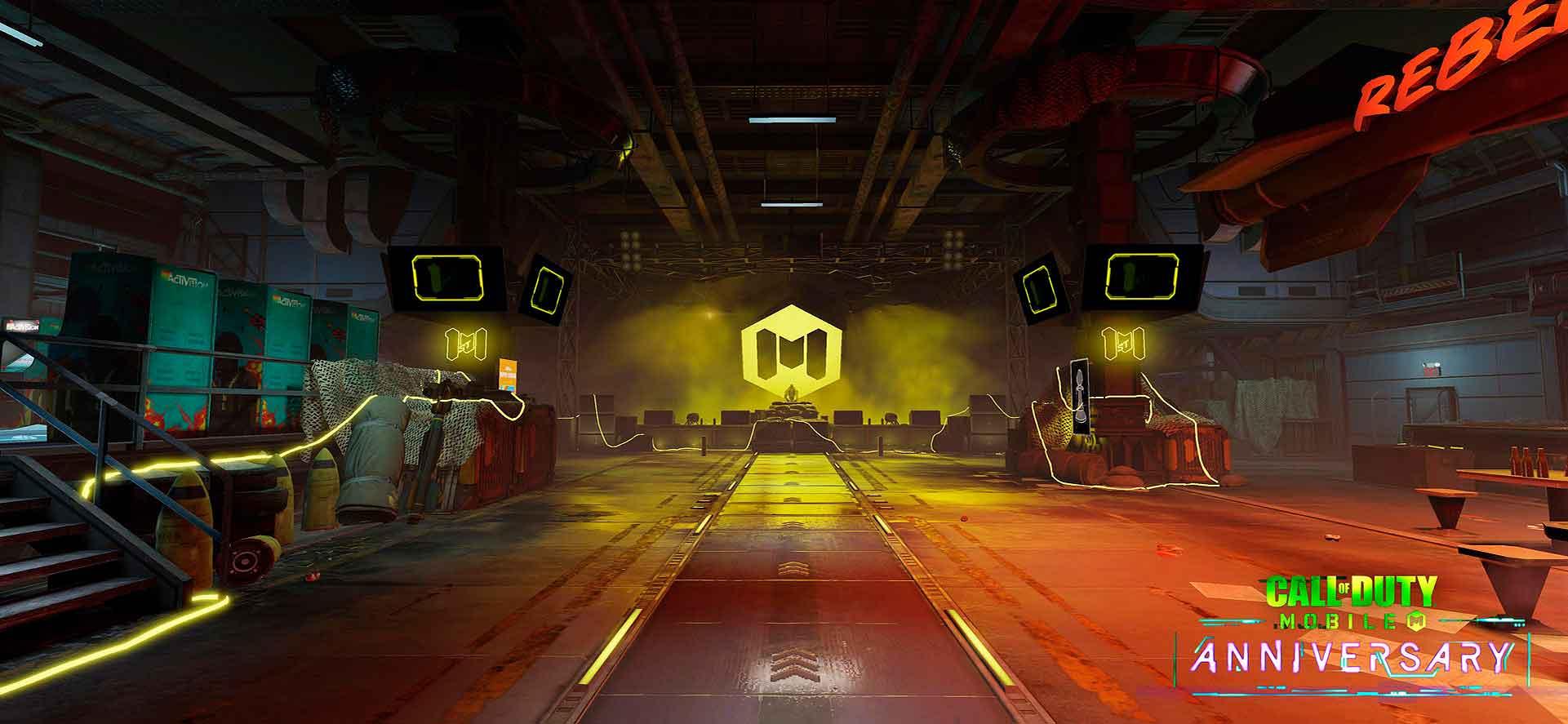 Секреты в клубе Call of Duty: Mobile