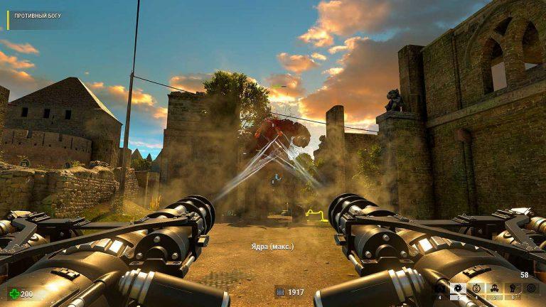 Serious Sam 3 VS Serious Sam 4  — Сравнение Оружия | Weapons Comparison