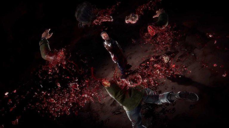 Mortal Kombat 11 показали бой Терминатор vs Рембо
